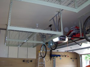 Overhead Bike Storage and Ceiling Racks