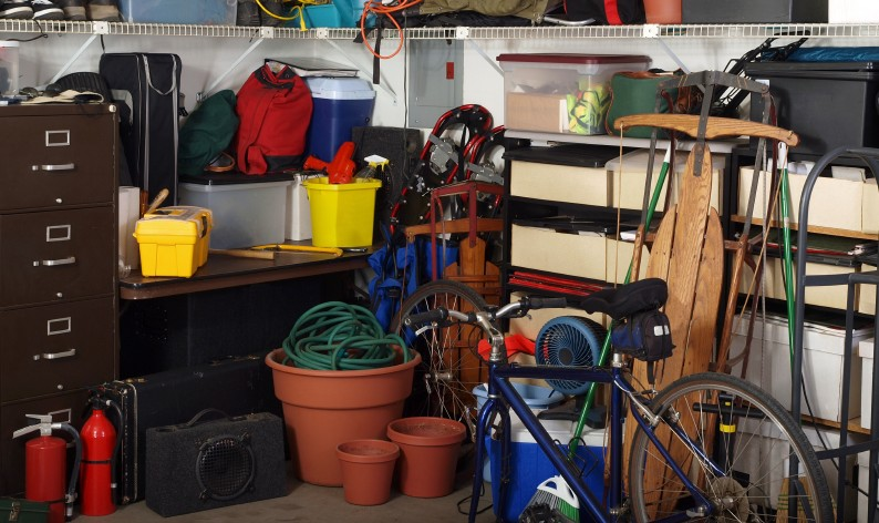 Clean Up Your Cluttered Garage 3 Simple Steps