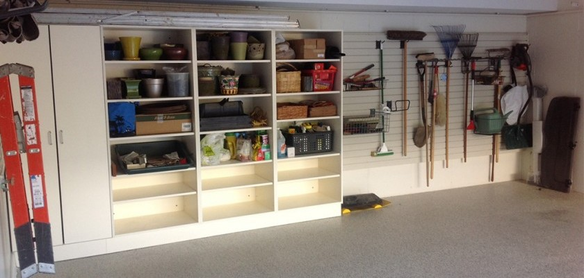 6 simple ideas for a garage makeover: ordinary to extraordinary