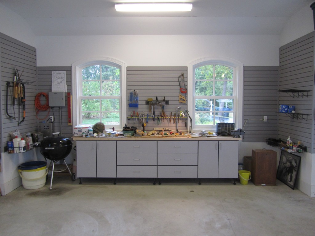 Five Steps To An Easy Garage Makeover
