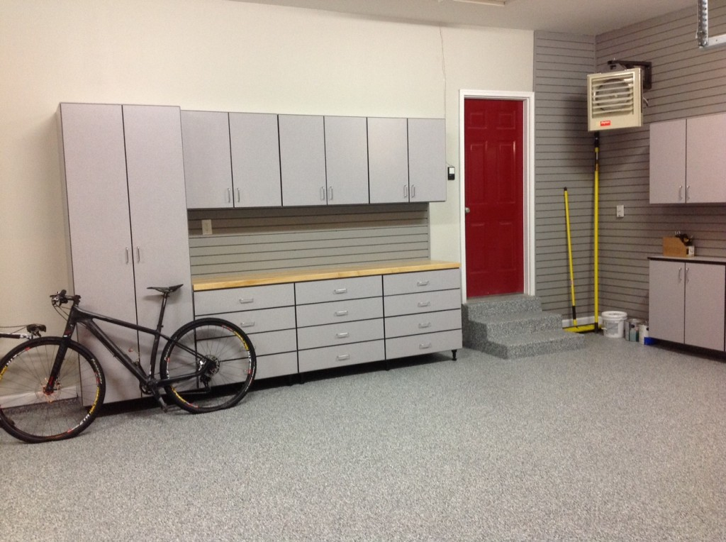 Garage Designs Of St Louis: A Cyclist Dream Garage By Garage Designs Of St Louis