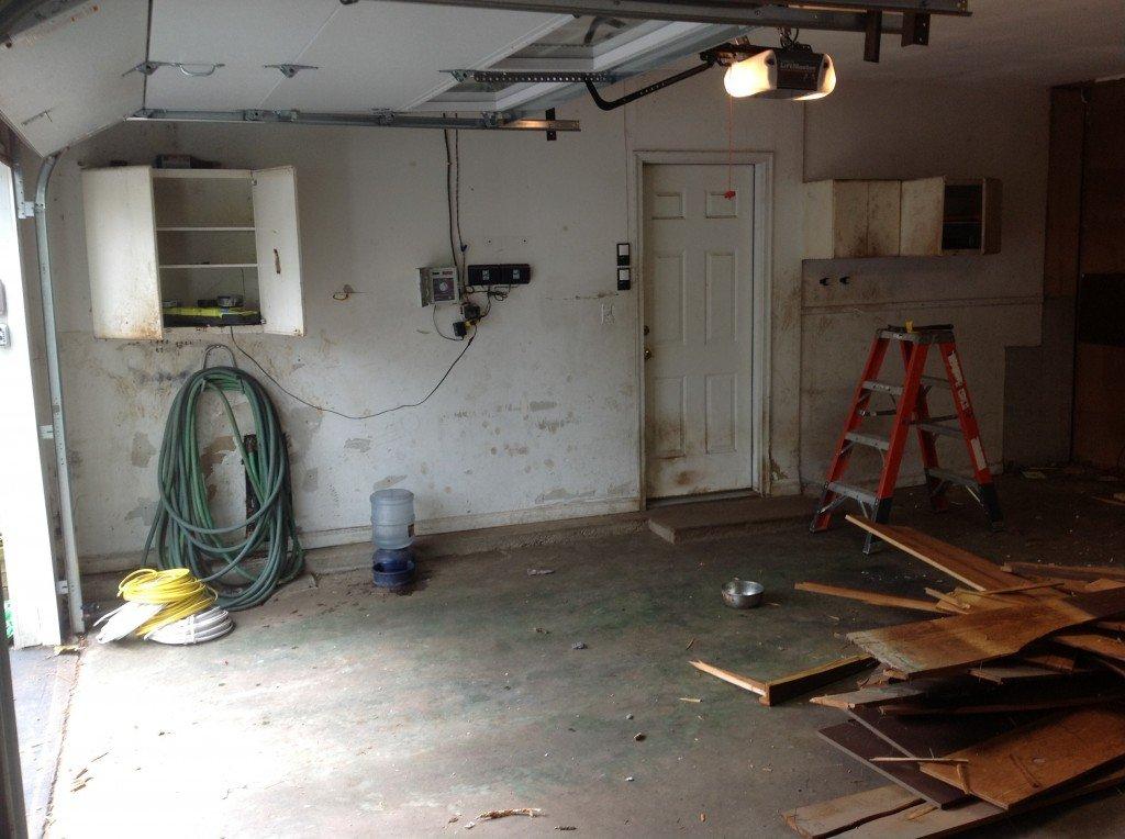 Dog Days In The Remodeled Garage