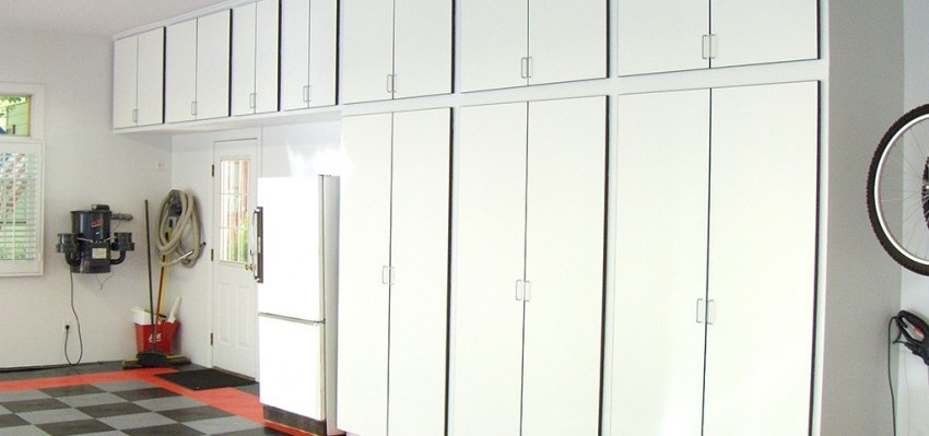 Garage Cabinets In St Louis Custom By Designs