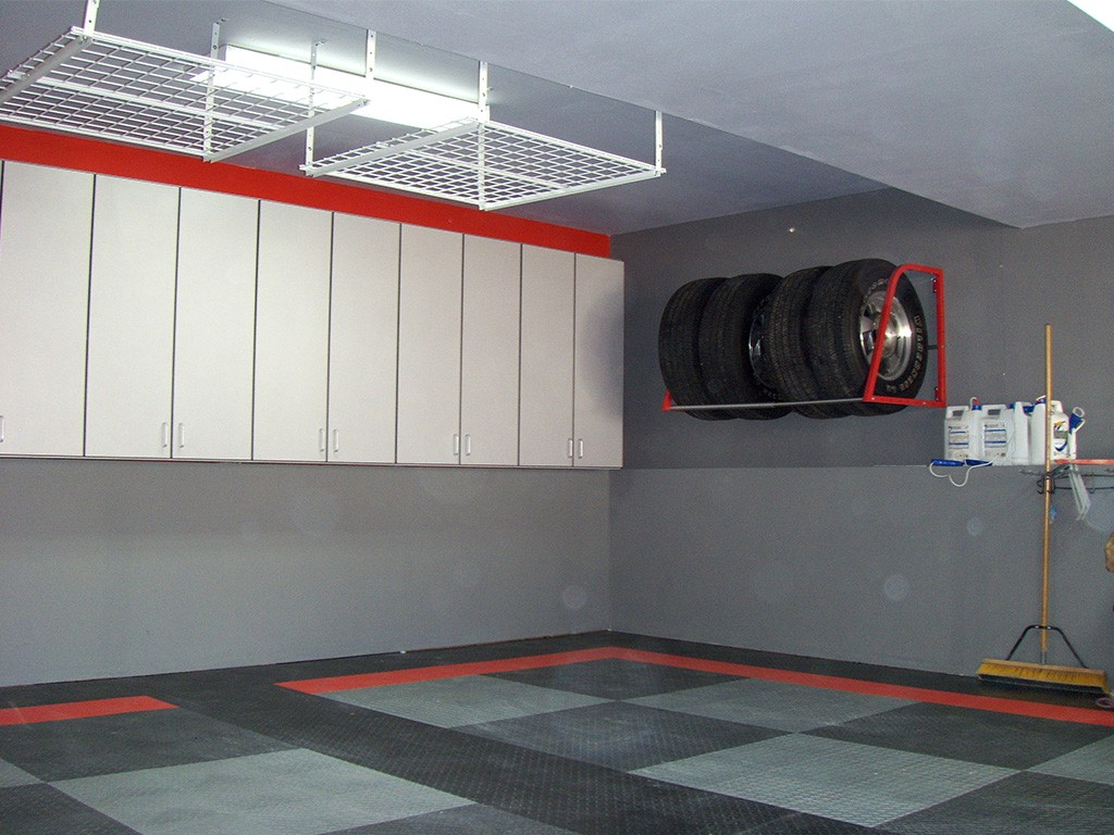cabinets- garage storage solutions
