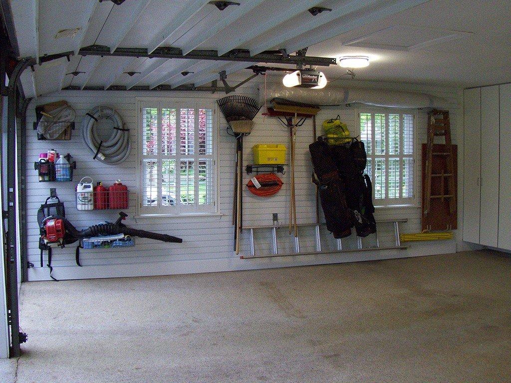 hangars- garage storage solutions