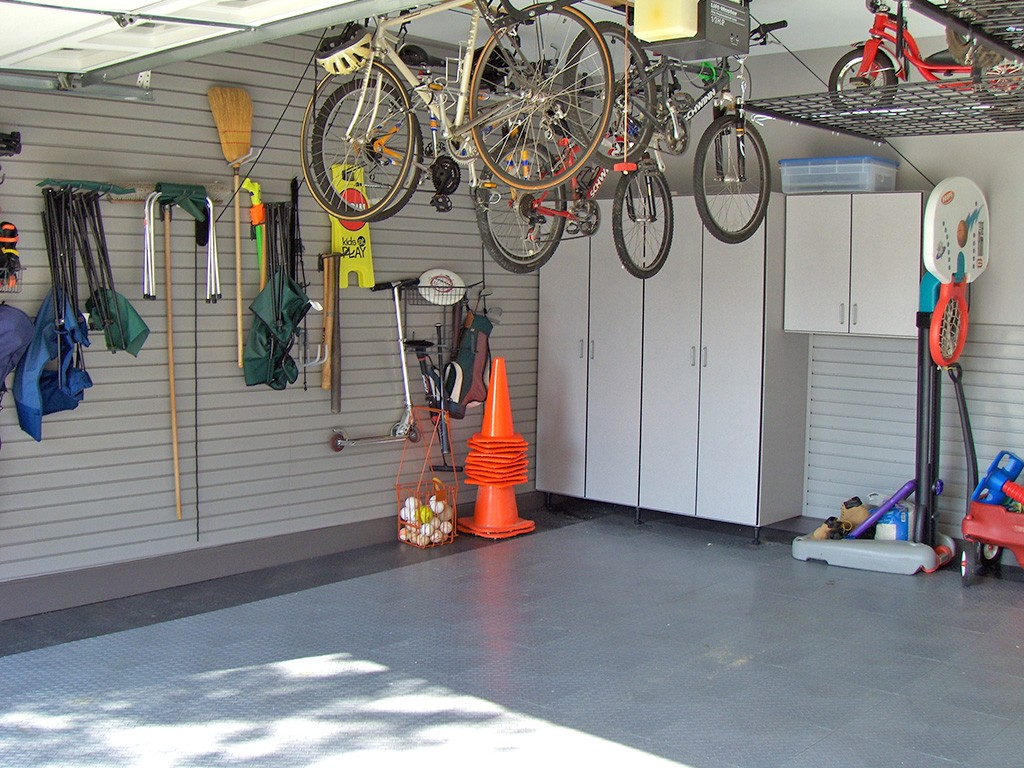 organizing your garage ideas- garage storage solutions