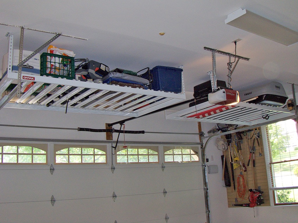 Garage storage organization solutions systems st louis for Cost to build a garage st louis