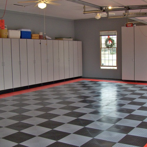 Garage Flooring Organization Ideas In St. Louis