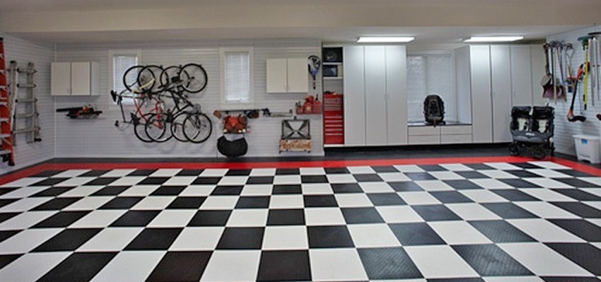 Garage Flooring Contractor in St. Louis