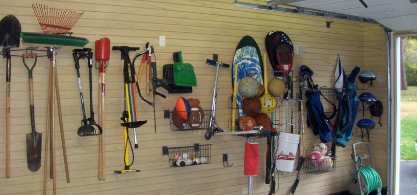 Space Saving Ideas for Your Garage