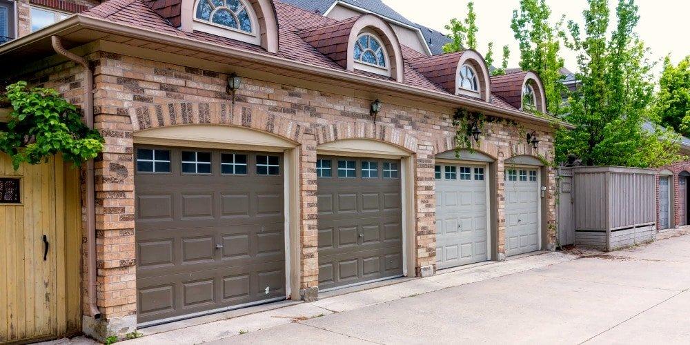 Garage Door Makeover: How to Paint a Garage Door