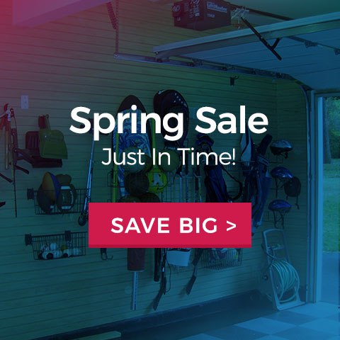 Spring Forward Sale by Garage Desiigns