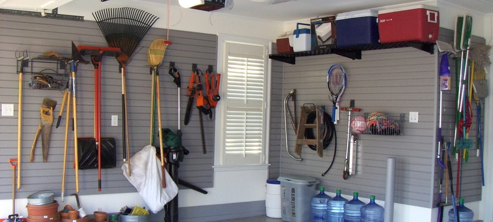 Garage Products Storage
