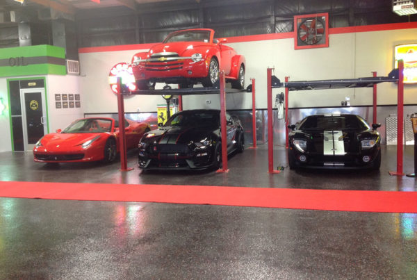 Car Lifts by Garage Designs of Clayton