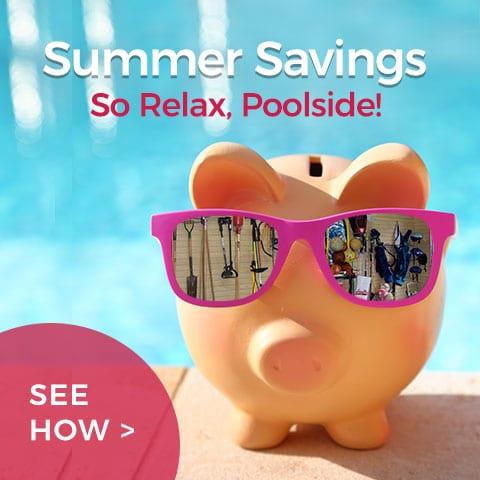 Summer Savings -Garage Makeover Sale by Garage Desiigns
