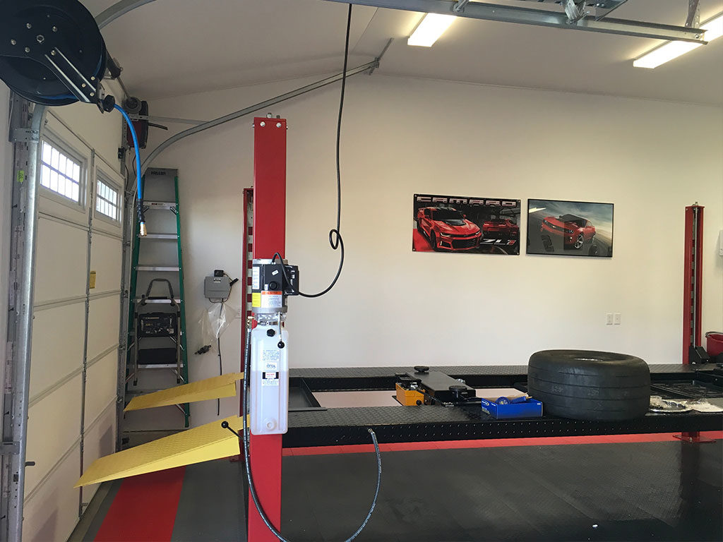 Garage Designs Of St Louis: Race Car Garage Hobbyist By Garage Designs Of St. Louis