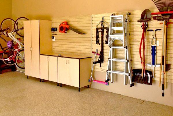 Garage Optimization Inspiration by Garage Designs