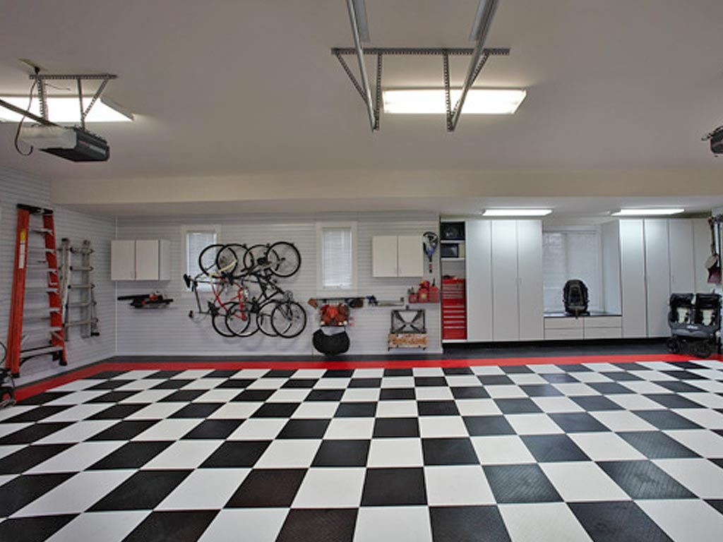 Garage Optimization Inspiration by Garage Designs