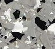 Floorguard epoxy flooring colors metallic gray