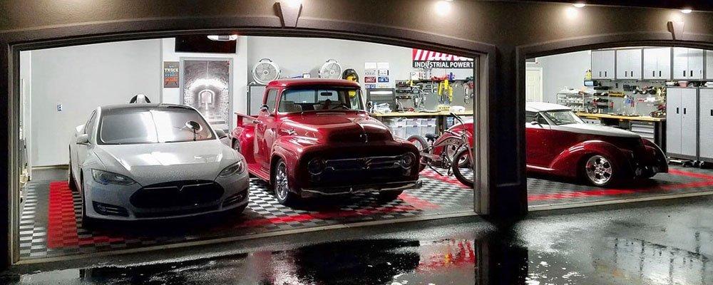 Racedeck Garage Design
